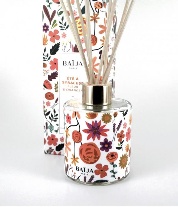 Bouquet Parfumé Été à Syracuse